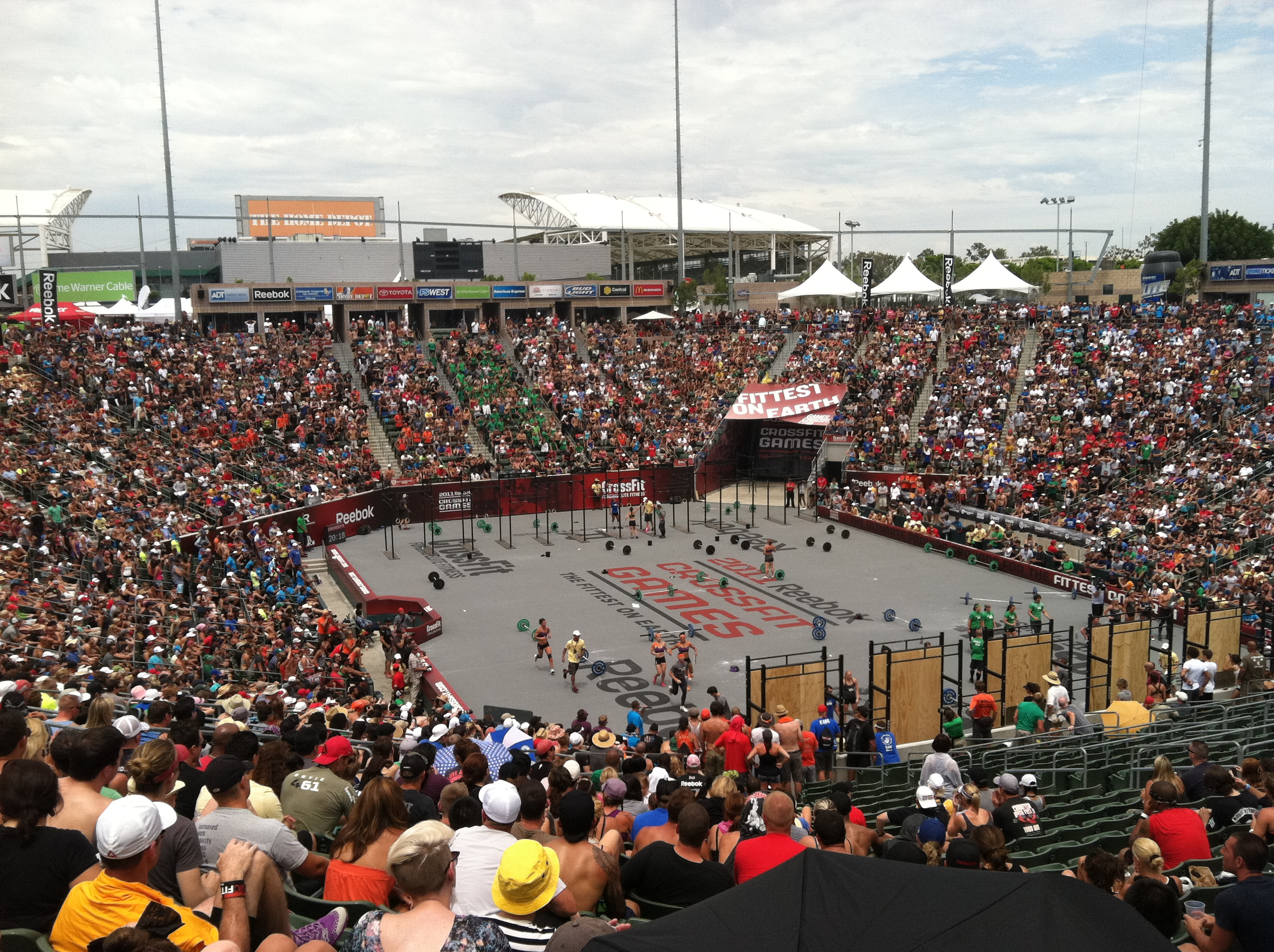 The 2011 Crossfit Games