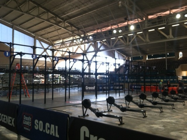 Southern California Crossfit Games Regionals