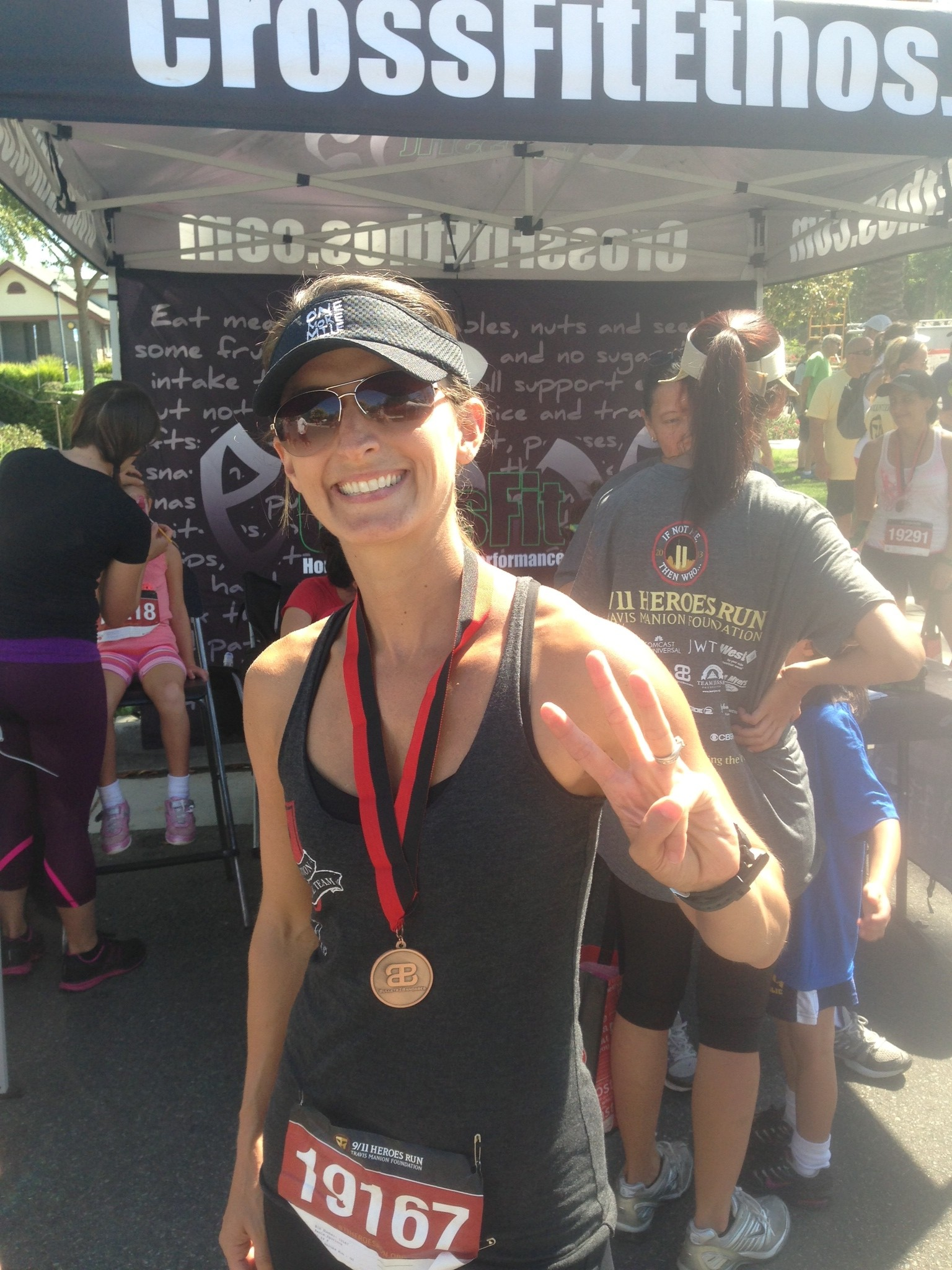 IMG_8051Congratulations to Ruination member Paola Spurlock for her 3rd place finish at the local 9/11 Hero Run