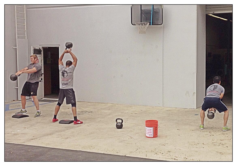Matt, Robert & Glen