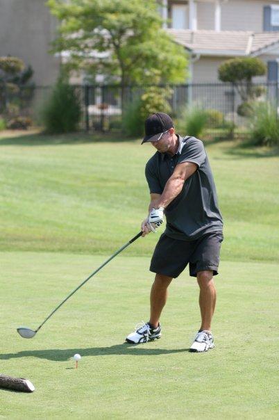 Granger - Golfing