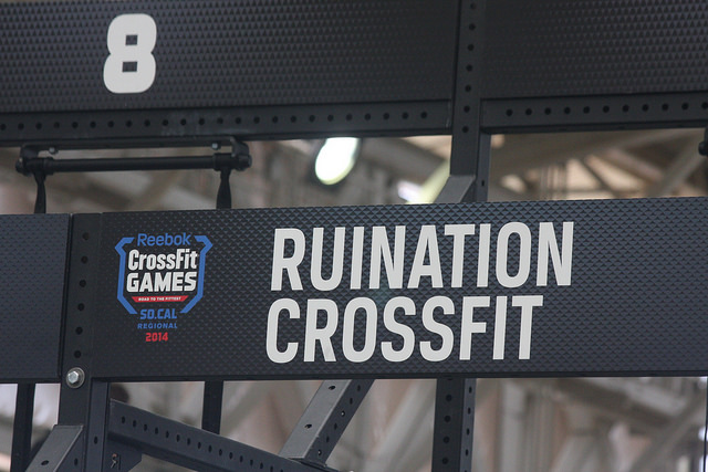 Id love to see this sign hanging up one day at the Crossfit Games