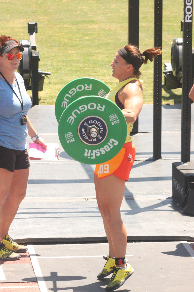 Congratulations to Tonia for her amazing performance at the 2014 Crossfit Games