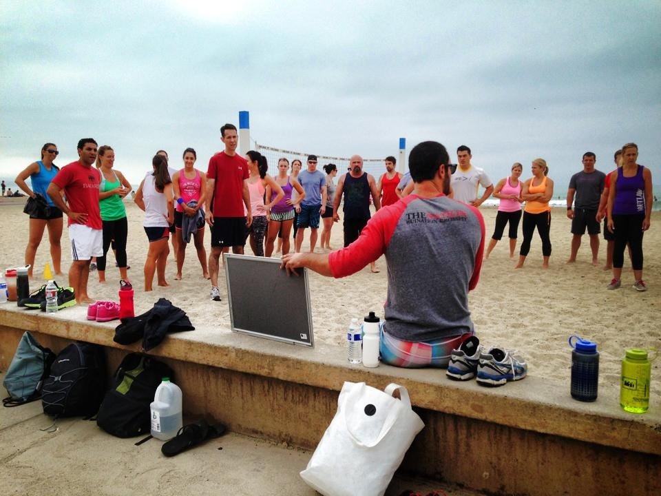 Who is ready for one last beach WOD before the summer is over?