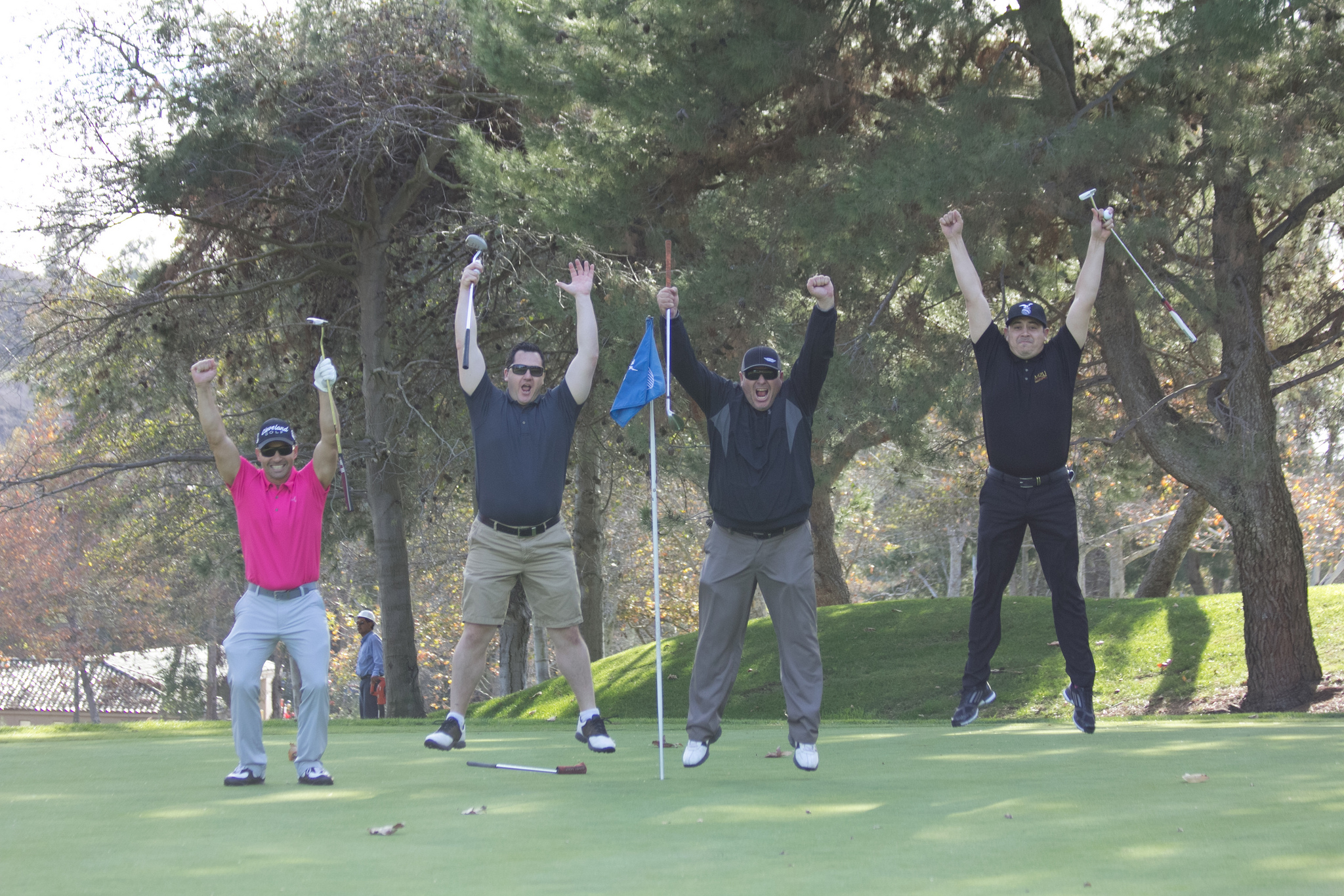 Good luck to all the golfers at the 2nd Annual Ruination Crossfit Charity Golf Tournament