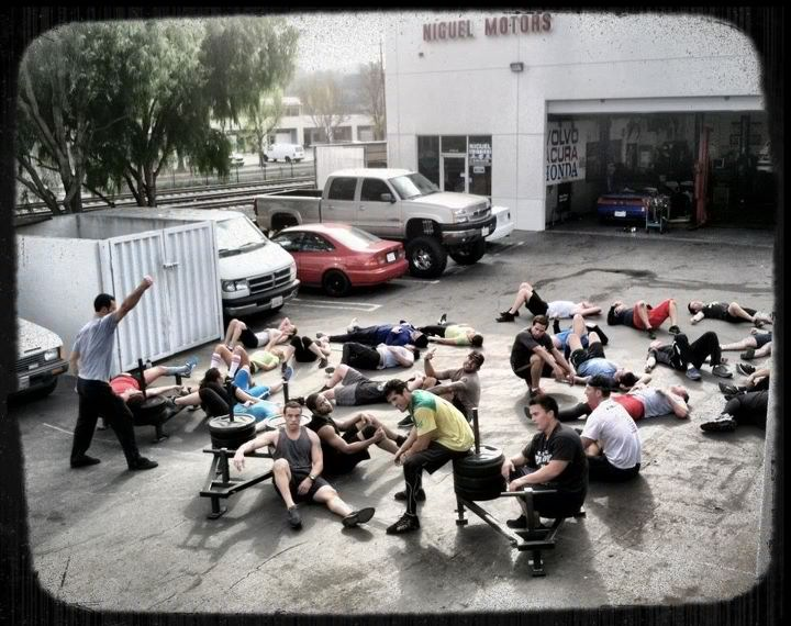 A favorite of mine from our Crossfit South County days