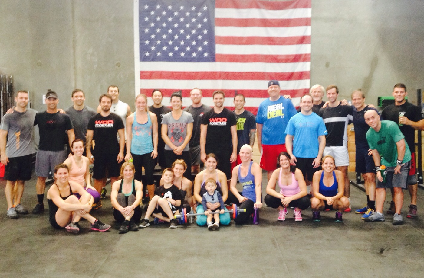 Post Thanksgiving Day WOD