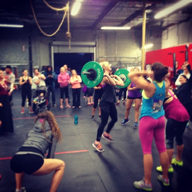 The 2015 Crossfit Games Open has arrived