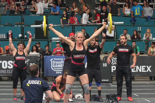 Sarah, regionals 2014. Gonna be a tough fight for us to get there this year. However, I believe in our community and have faith that Ruination Crossfit will represent at the 2015 Socal Regionals.