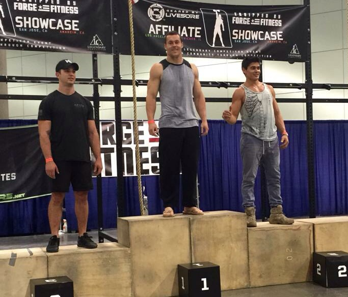 Congratulations to Mark for taking the 1st place spot at the Affiliate showcase this weekend