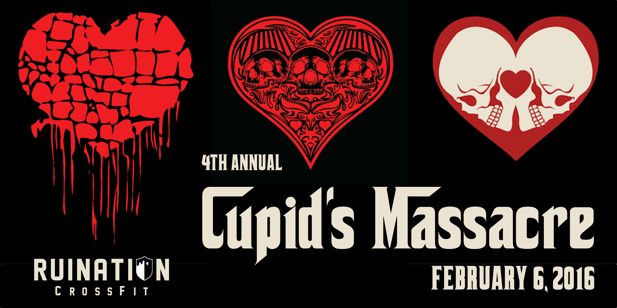 2016 Cupid's Save the Date