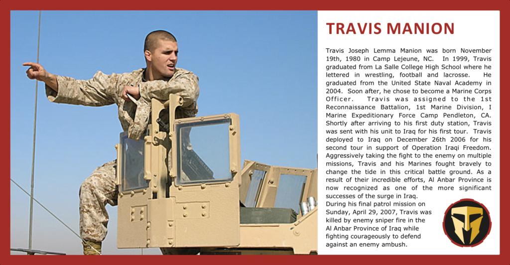 Travis Manion